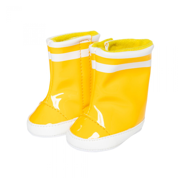 Gummistiefel, gelb, Gr. 30-34 cm