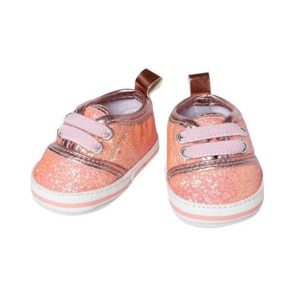 Glitzer-Sneakers, rosa, Gr. 30-34 cm