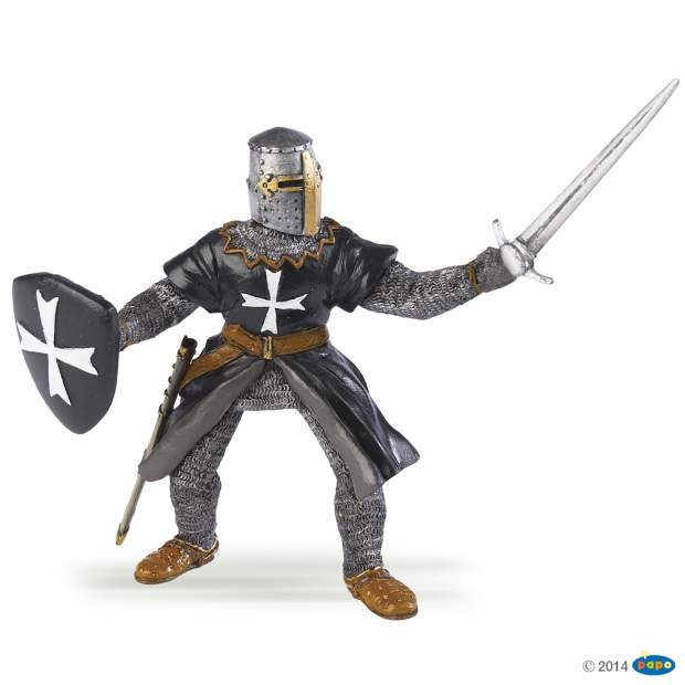 Ritter der Johanniter mit Schwert