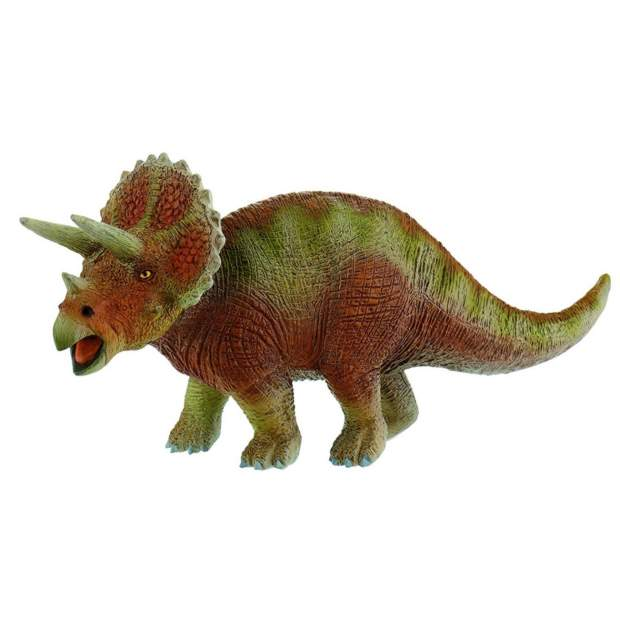 Dino - Medium Triceratops Museum Line