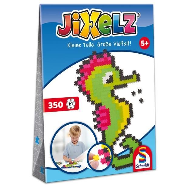 Jixelz - Seepferdchen - 350 Teile
