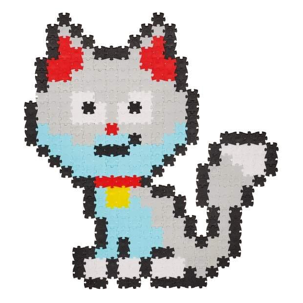 Jixelz - Katze - 350 Teile