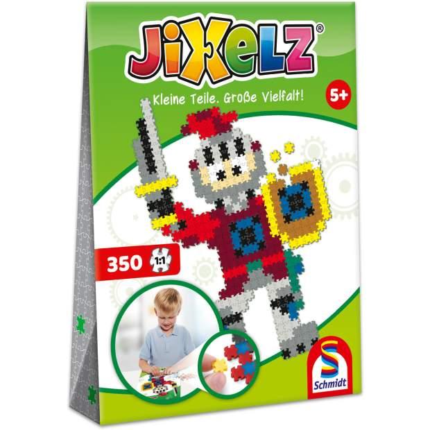 Jixelz - Ritter - 350 Teile