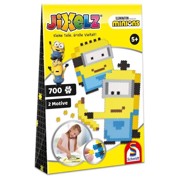 Jixelz - Minions - 700 Teile