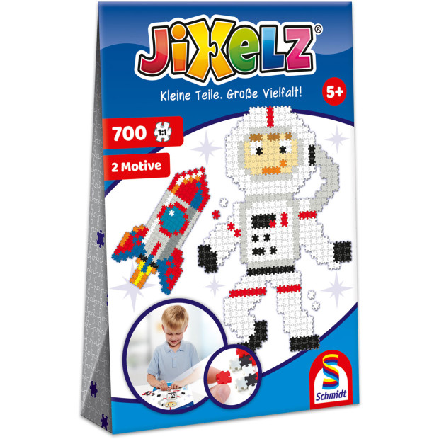 Jixelz - Weltraum - 700 Teile