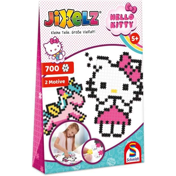 Jixelz - Hello Kitty - 700 Teile