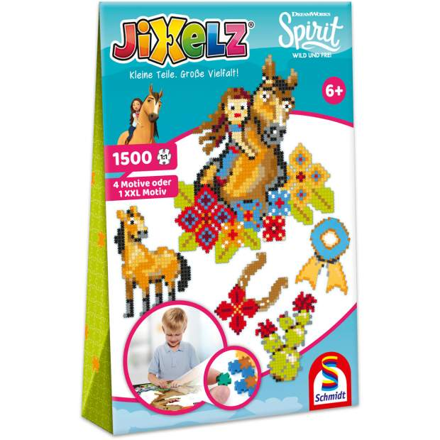 Jixelz - Spirit - 1500 Teile