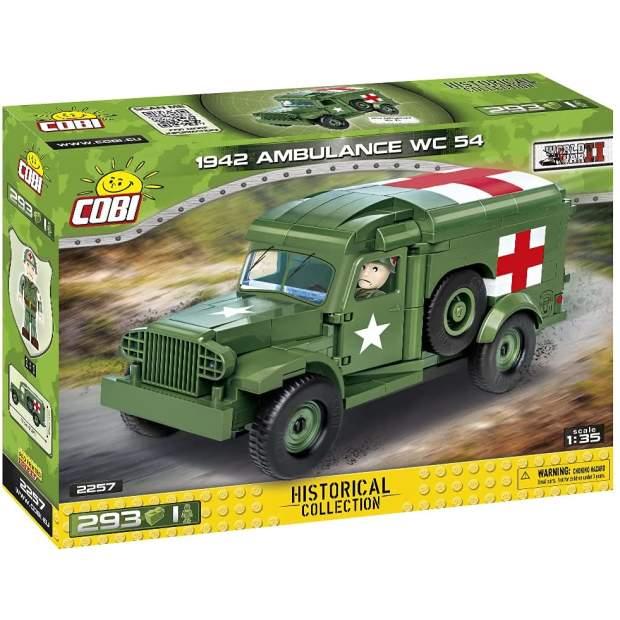Cobi - DODGE WC-54 AMBULANCE