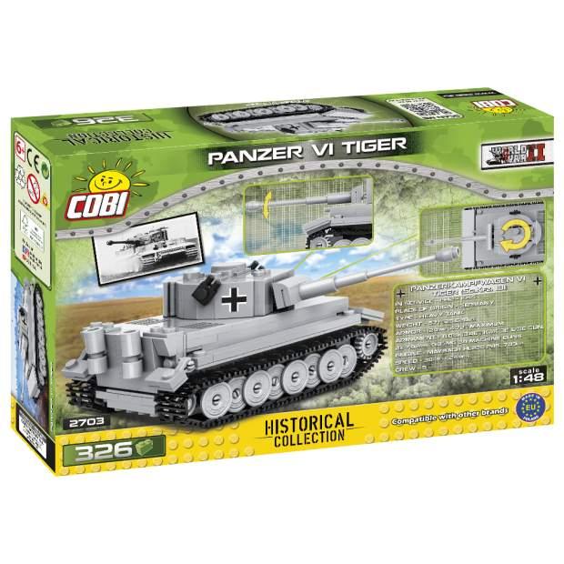 Cobi + Panzer VI Tiger