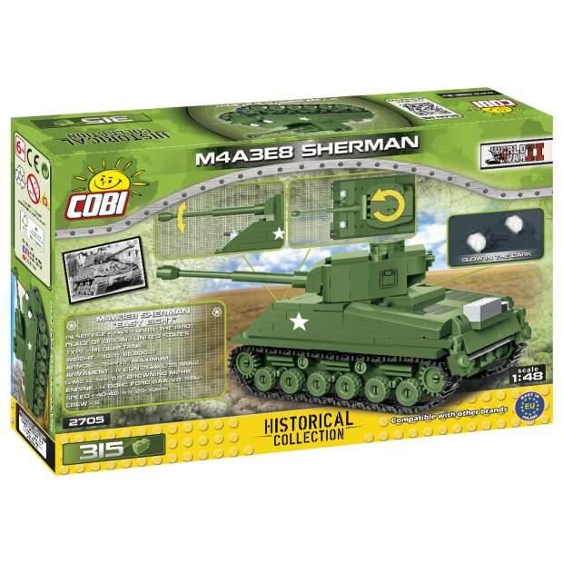 Cobi - M4A3E8 Sherman