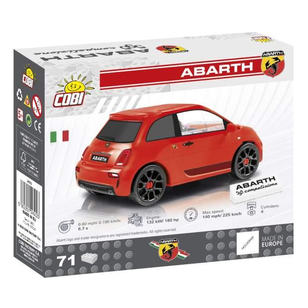 Cobi - Abarth 595 Competizione
