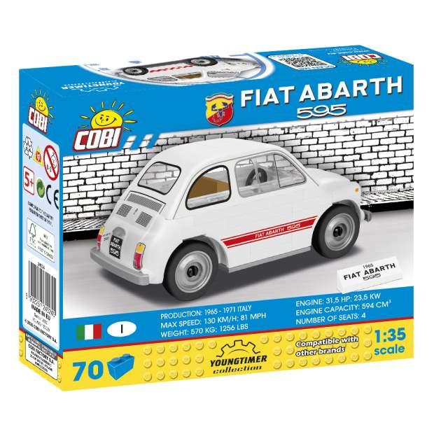 Cobi - 1965 Fiat Abarth 595