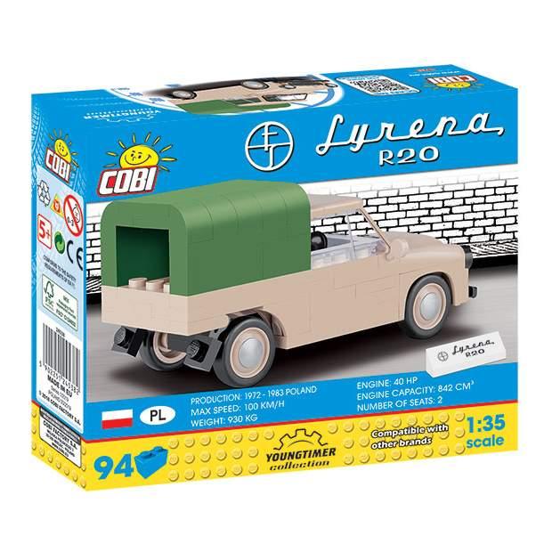 Cobi - Syrena R20