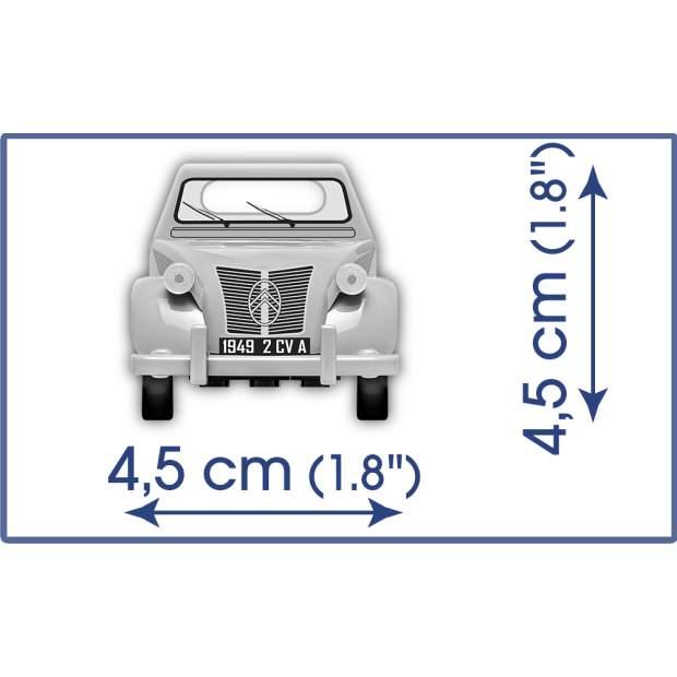 Cobi - Citroen 2CV Type A 1949