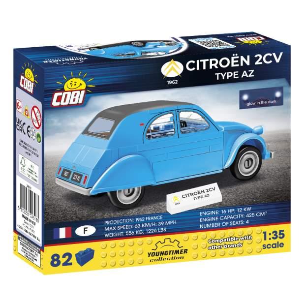 Cobi - Citroen 2CV Type AZ 1962