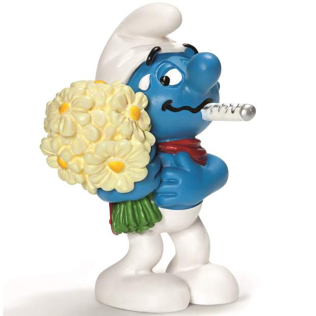 Get Well Soon Smurf